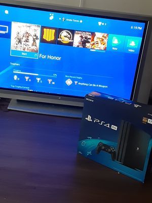 Ps4 Pro for Sale in Tigard, OR
