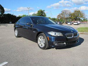 2015 BMW 5 Series for Sale in Miami, FL