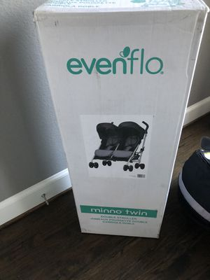 Double stroller for Sale in Lewisville, TX