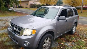 2008 Ford Escape AWD. for Sale in Snohomish, WA