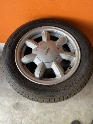 1991 Mazda Miata OEM Rims & Tires for Sale in Brea, CA