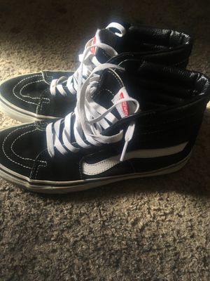 Vans shoes size 9 for Sale in Lexington, SC