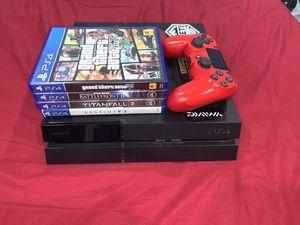 Ps4 Original Console 500gb for Sale in Los Angeles, CA