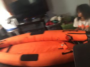 Inflatable kayak never used it's a airhead tk1 for Sale in Columbus, OH