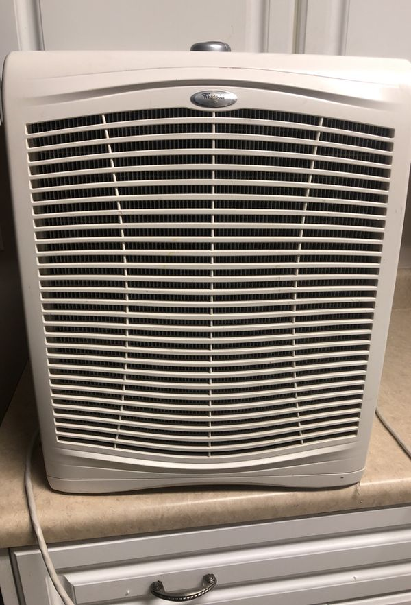 Whirlpool AP45030K Whispure Air Purifier, HEPA Air Clean