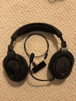 Turtle Beach Ear Force Stealth 400 Wireless Headset for Sale in Litchfield Park, AZ