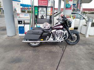2006 Harley Davidson streetglide flhx for Sale in Modesto, CA