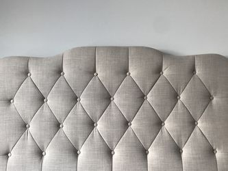 Upholstered Queen Headboard for Sale in Silver Spring,  MD