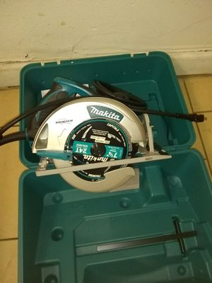 Makita saw for Sale in Fort Worth, TX