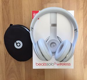 Beats Solo 3 Wireless Headphones for Sale in Irvine, CA