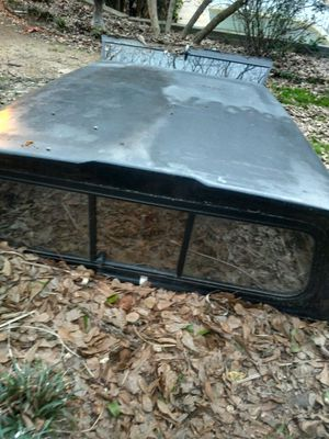Camper shell for ford ranger orMazda pick up for Sale in Columbus, GA