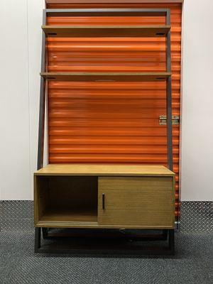 West Elm Ladder Shelf Media Console for Sale in Brooklyn, NY