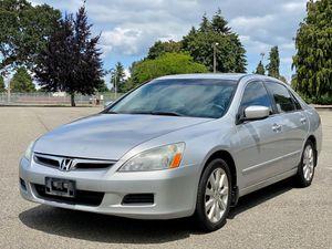 2007 Honda Accord for Sale in Tacoma, WA