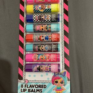 LOL SURPRISE! 8 Flavored Lip Balms for Sale in Claremont, CA