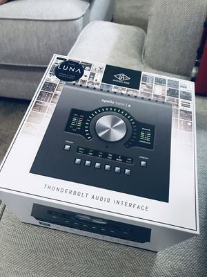 Apollo Twin X Audio Interface for Sale in White Settlement, TX