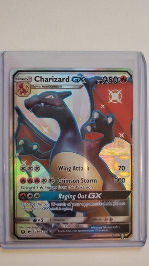 Pokemon - Shiny Charizard Hidden Fates SV 49 for Sale in Queen Creek, AZ