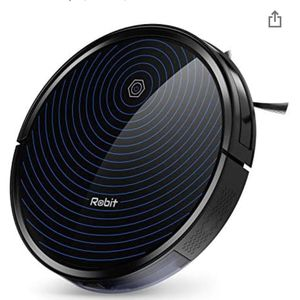 Brand New Robit Robot Vacuum R3000 High Suction 2500Pa Robot Vacuum Cleaner,Qiuet,Ultra-Slim, Drop Sensor,Smart, Auto self-Charging,Robotic Vacuum Cle for Sale in Houston, TX