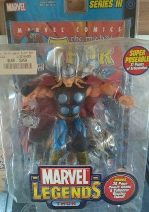 Marvel Legends Thor for Sale in San Antonio, TX