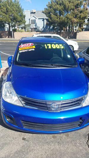 2012 Nissan Versa for Sale in Las Vegas, NV