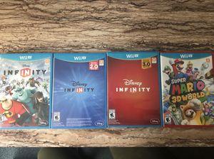 Wii U games & accessories for Sale in Seattle, WA
