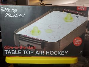 Nifty Glow Air Hockey for Sale in High Point, NC