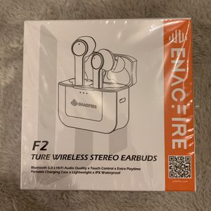 2021 Enacfire F2 earbuds for Sale in Dravosburg, PA