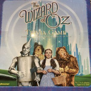 Wizard Of Oz Game for Sale in Atco, NJ