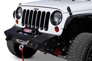 2007-2018 Jeep Wrangler JK Addictive Desert Design Front winch ready Bumper for Sale in Scottsdale, AZ