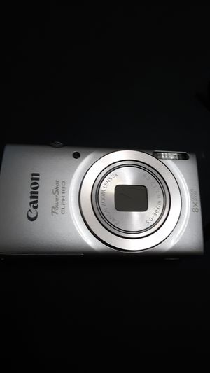 canon elph 180 power shot camera for Sale in Jamestown, NC