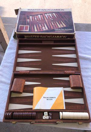 Backgammon for Sale in Fresno, CA
