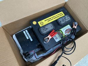12V Batteries - Lead Acid - Car Boat Winch Solar UPS for Sale in San Diego, CA