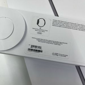 Apple Watch Series SE 44mm Black Today for Sale in Houston, TX