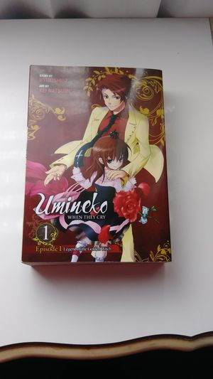 Umineko: When They Cry Vol. 1 & 2 for Sale in Ceres, CA