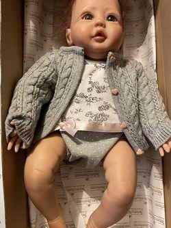 Ashton Drake Cuddly Coo Baby Doll for Sale in Beachwood,  NJ