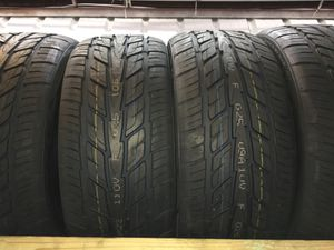 (4) new 285/40/22 tires for Sale in Orlando, FL