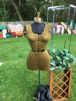 Dress mannequin $ 50. Commercial sign display. $50 for Sale in Jeannette, PA