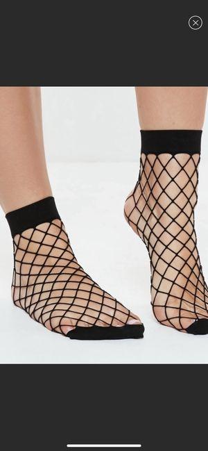Super cute fishnet socks for Sale in Roman Forest, TX
