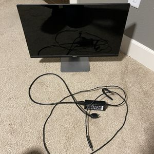 "Dell 24"" 1080 Monitor for Sale in Salem, OR"