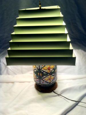 Unique Art Deco Lamp for Sale in Washington, DC