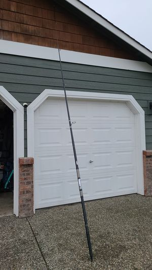14 Foot Surf Casting Rod & Reel for Sale in Lake Stevens, WA