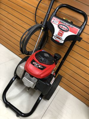 SIMPSON MegaShot 3000-PSI 2.4-GPM Cold Water Gas Pressure Washer with Honda Engine CARB Model # MS60805-S for Sale in Pompano Beach, FL