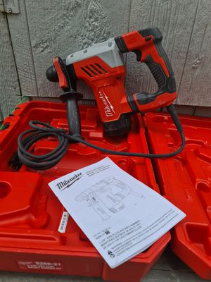 Milwaukee 1-1/8 in. SDS-Plus Rotary Hammer for Sale in Snohomish, WA