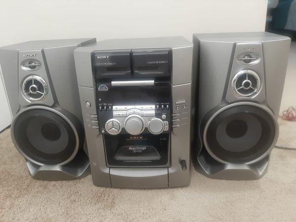 Sony Stereo 50Cds