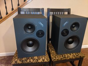 Alesis Monitor Two studio monitors for Sale in Las Vegas, NV