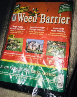 Easy Gardener All Purpose Weed Barrier for Sale in Hollywood, FL