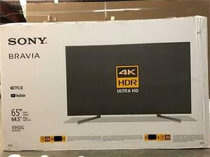 """Sony X950G 65"""" for Sale in Kennewick, WA"""