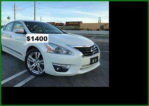 $1400 Nissan Altima for Sale in Macon, GA