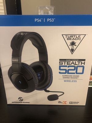 Turtle Beach Wireless Headset for Sale in Chicago, IL