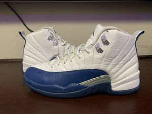 jordan 12 french blue size 8 for Sale in Oakland, CA