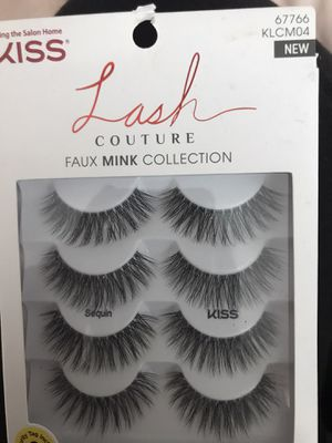 KISS FAUX MINK #Sequin for Sale in Chino, CA
